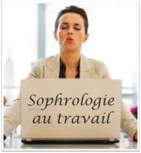 Sophrologie au travail