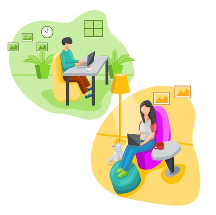 3 exercices de Sophrologie pour rythmer votre journée de télétravail