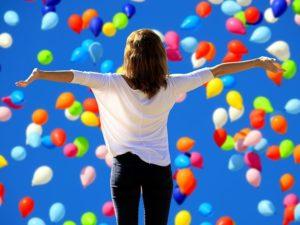 10 pensées positives par jour !