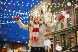 3 façons de vivre le moment présent pendant les fêtes
