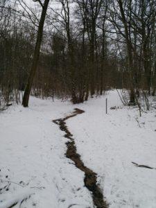 Sophro balade sous la neige Hélène Coutand